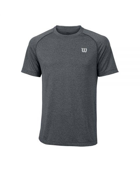 camiseta-wilson-core-crew-gris