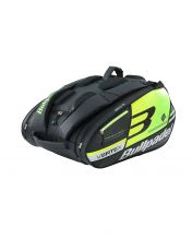 BULLPADEL VERTEX BLACK PADEL RACKET BAG
