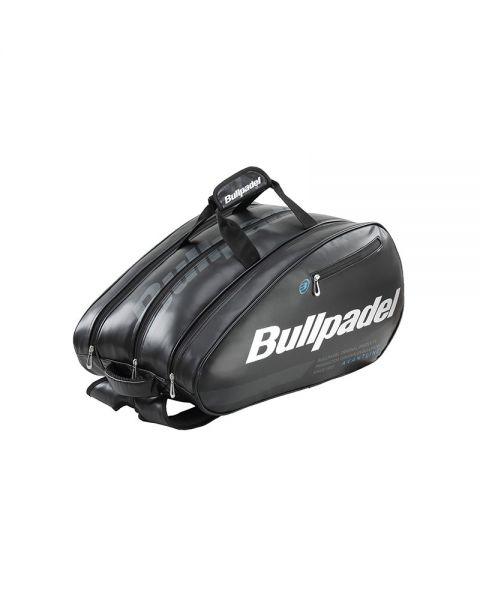 e6d593867 Bullpadel Casual black padel racket bag - Design with great comfort