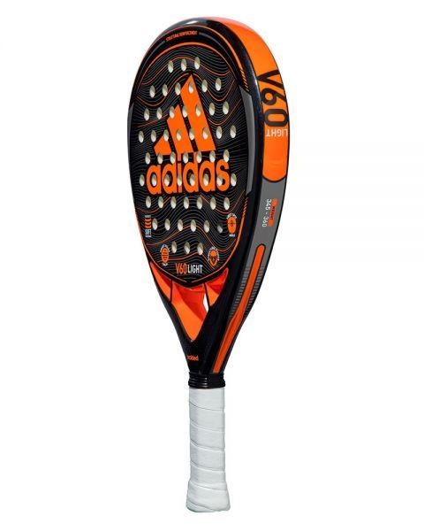 en caso Del Norte terrorismo  Adidas V60 Light - Versatile racquet