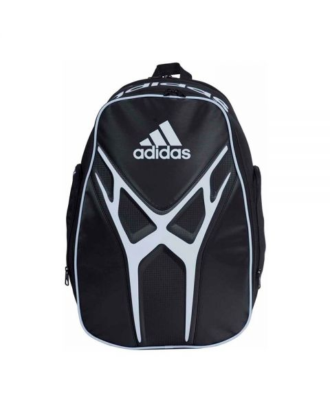 5b891189a ADIDAS Backpack Adipower 1.9 Silver Black - Maximum resistance