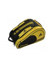 ADIDAS BARRICADE 1.9 BLACK YELLOW PADEL RACKET BAG