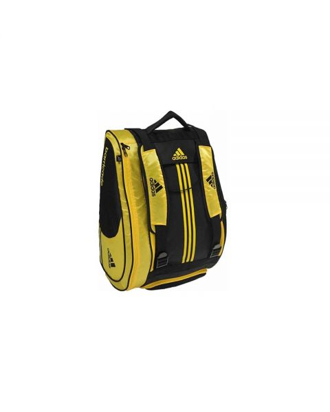 a86ae55cd ADIDAS Barricade 1.9 Black Yellow Padel Racket Bag - Easy to transport