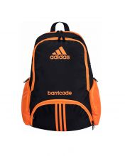 ADIDAS BACKPACK BARRICADE 1.9 BLACK ORANGE