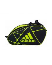 ADIDAS CONTROL 1.9 BLACK YELLOW PADEL RACKET BAG