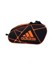 ADIDAS CONTROL 1.9 ORANGE BLACK PADEL RACKET BAG BG3PA8U17