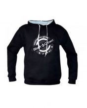 BLACK CROWN TUNA BLACK SWEATSHIRT