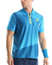 BULLPADEL TANTON BLUE POLO SHIRT
