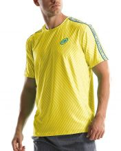 BULLPADEL TUCO YELLOW SHIRT