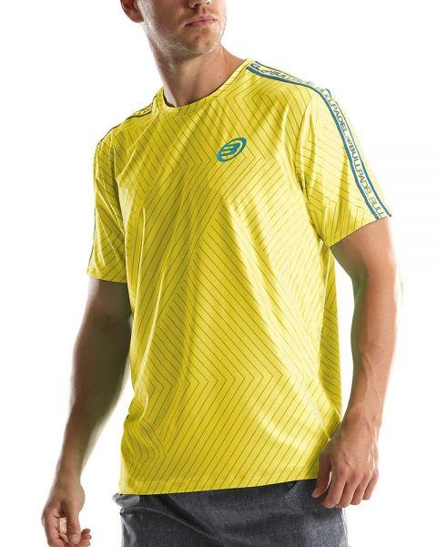 camiseta-bullpadel-tuco-amarillo