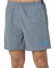 BULLPADEL TIBERIO GREY SHORTS