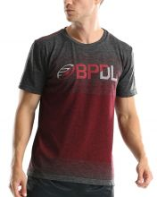 BULLPADEL GERETE GREY RED SHIRT