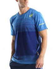 CAMISETA BULLPADEL TURMAN AZUL