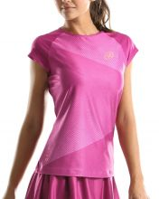 BULLPADEL ELIJA PINK WOMEN SHIRT