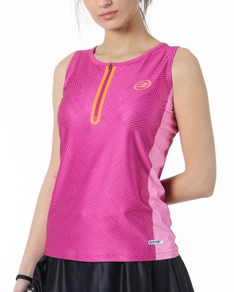 camiseta-bullpadel-ebene-rosa-mujer