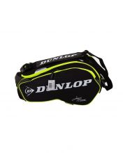 DUNLOP ELITE MIERES BLACK GREEN PADEL RACKET BAG