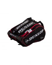 DUNLOP ELITE MOYANO BLACK RED PADEL RACKET BAG