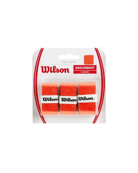 overgrip-wilson-pro-soft-naranja