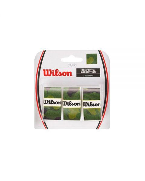 overgrip-wilson-camo-verde