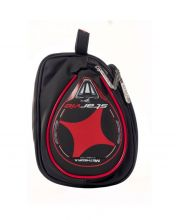 STAR VIE METHEORA BLACK RED BAG