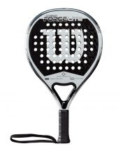 WILSON CARBON FORCE LITE BLANCO GRIS