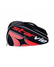 STAR VIE CLASSIC RED PADEL RACKET BAG