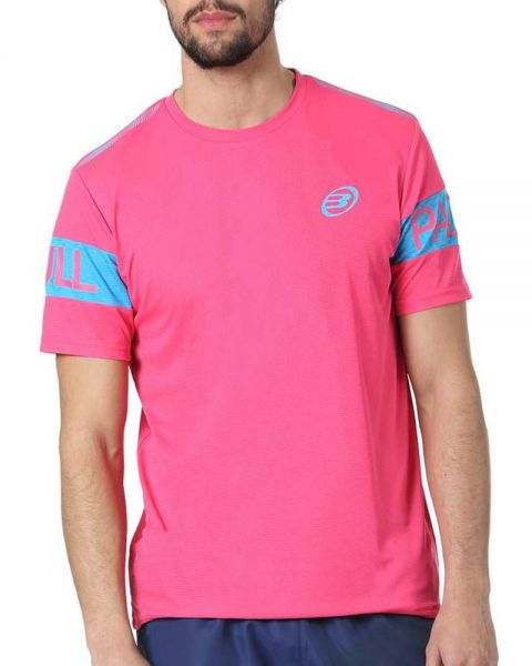 camiseta-bullpadel-chumber-rosa