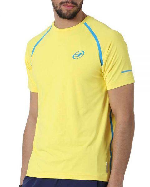 camiseta-bullpadel-tauri-amarillo