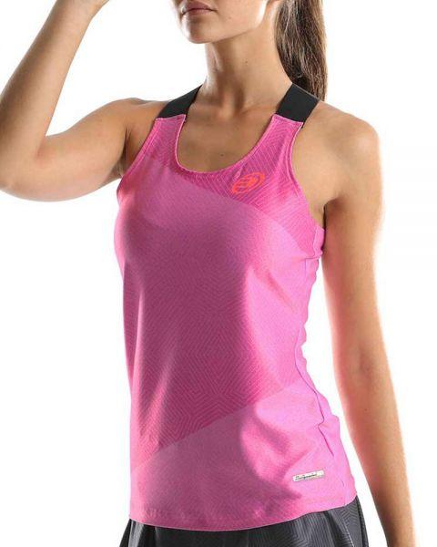 camiseta-bullpadel-elodie-hortensia-mujer