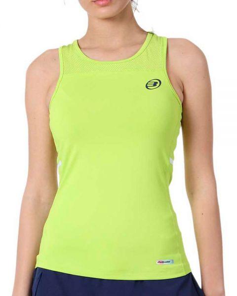 camiseta-bullpadel-eduma-verde-mujer