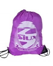 SIUX PURPLE WHITE GYMSACK
