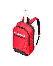 HEAD CORE RED BLACK BACKPACK