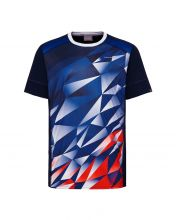 HEAD MEDLEY NAVY BLUE RED SHIRT