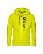 HEAD CLUB FYNN YELLOW SWEATSHIRT