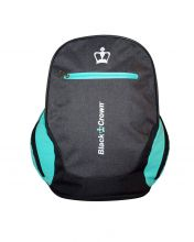 BLACK CROWN BIT TURQUOISE BACKPACK