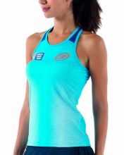 BULLPADEL COPAN TURQUOISE BLUE WOMEN SHIRT