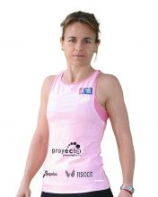 T-SHIRT BULLPADEL AST CATA ROSE