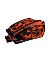 SAC DE RAQUETTE DUNLOP PRO TEAM NOIR ORANGE