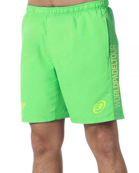 short-bullpadel-tobit-verde-fluor