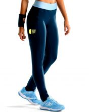 BULLPADEL TEOFA NAVY BLUE LEGGINGS