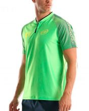 BULLPADEL TILDEN FLUOR GREEN SHIRT