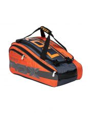 SAC POUR RAQUETTE NOX THERMO PRO ORANGE GRIS