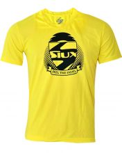 TECHNICAL SHIRT SIUX DRY YELLOW BLACK