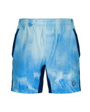 BIDI BADU AIDON TECH SKY BLUE SHORTS