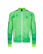 BIDI BADU ATON TECH NEON GREEN JACKET