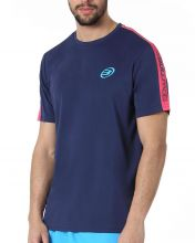 BULLPADEL COSTIBI PAQUITO NAVARRO NAVY BLUE SHIRT