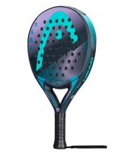 HEAD GRAPHENE XT ZEPHYR BLACK AQUAMARINE