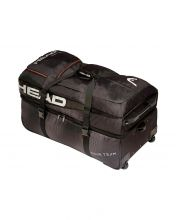 HEAD TOUR TEAM BLACK DUFFLE BAG