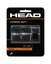 OVERGRIP HEAD XTREME SOFT 3 NEGRO