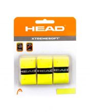 HEAD XTREME SOFT 3 YELLOW OVERGRIP